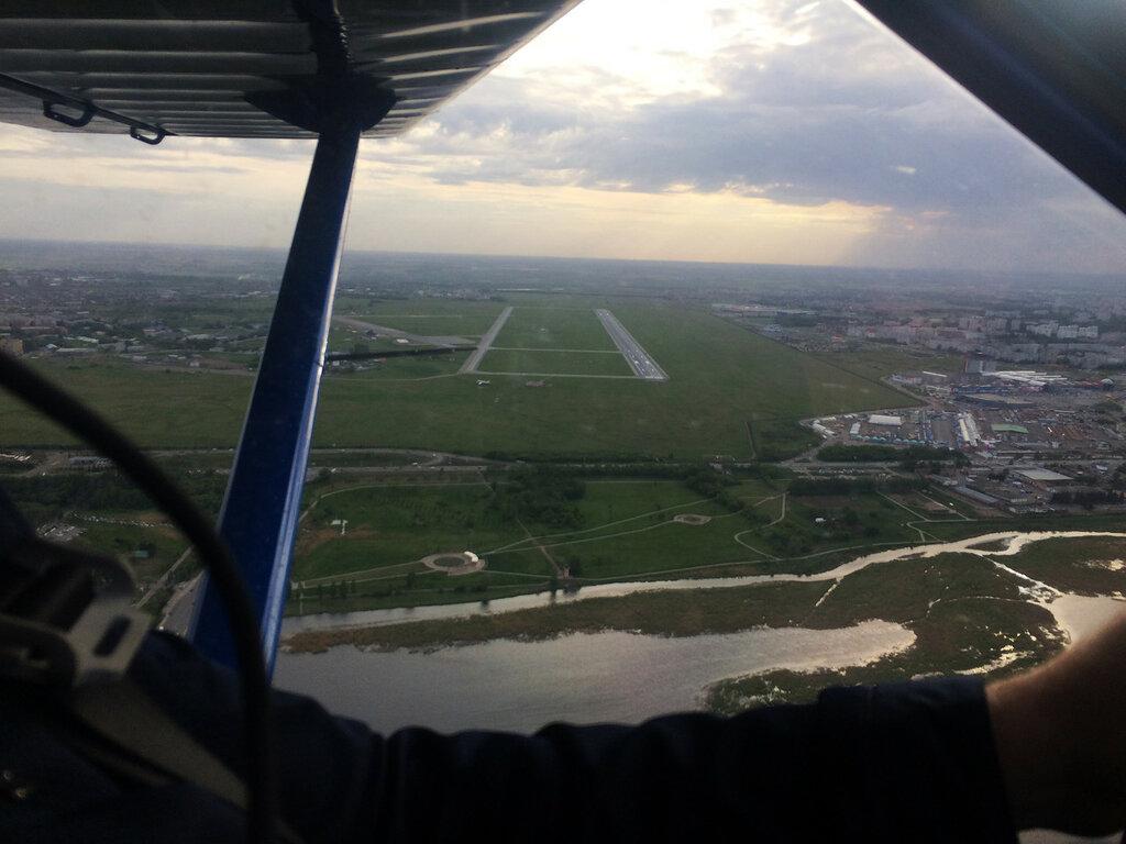 Обои самолеты, Облака, истребители, учения, побережье. Авиация